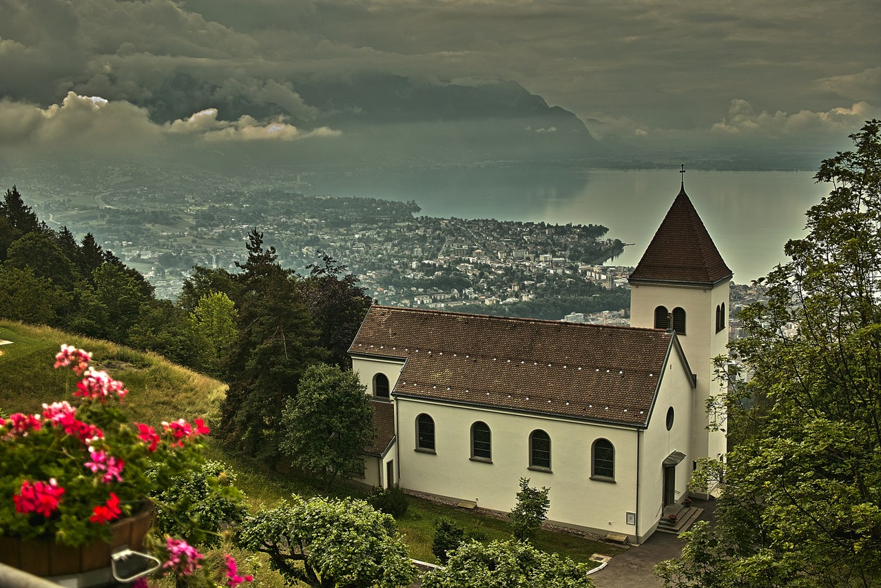 Z wizytą w Szwajcarii