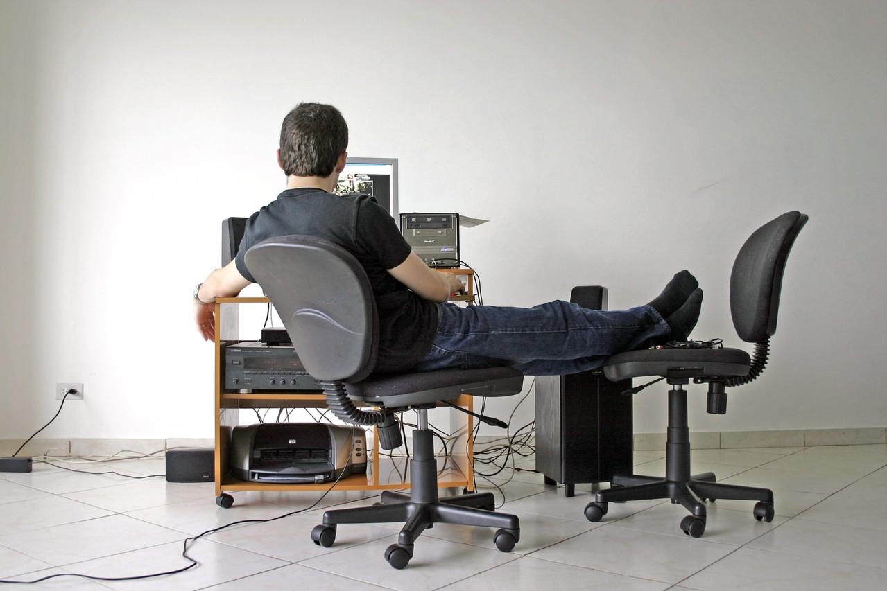 Biurko i krzesło muszą być dopasowane do dziecka